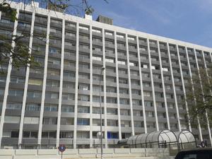Oficina de AOB Auditores de Cuentas en Sevilla, situada en pleno centro de la ciudad.