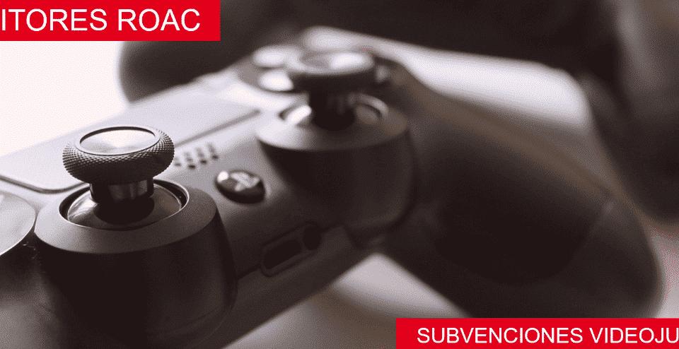 auditoria-subvenciones-videojuegos-960x494 Blog Auditores de Cuentas