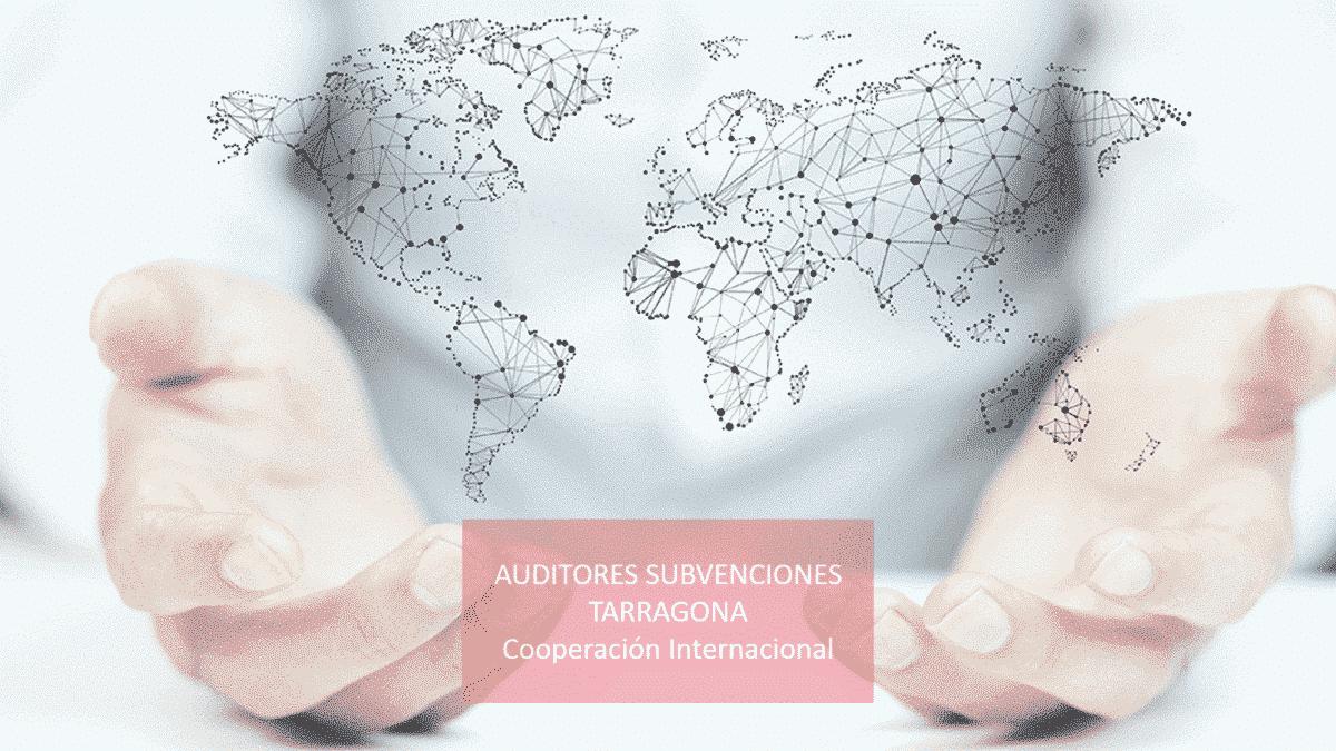 Auditores Tarragona cooperación internacional