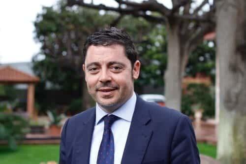 Juan Bermúde socio AOB Auditores