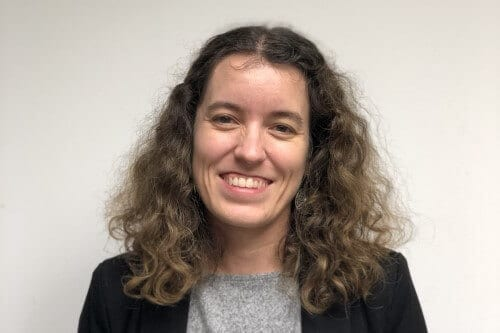 Sabela López auditora Junior - AOB Auditores